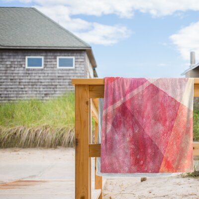 Obscura Beach Towel