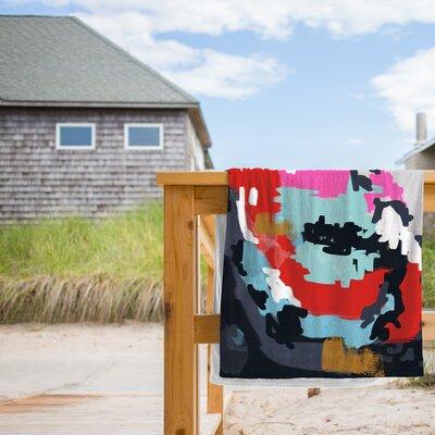 Charlotte Beach Towel