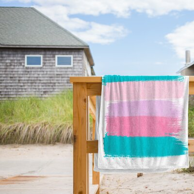 Shaz Beach Towel