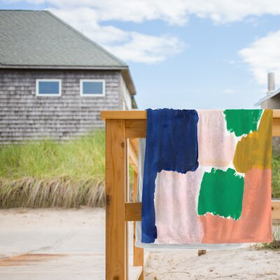 Shel Beach Towel