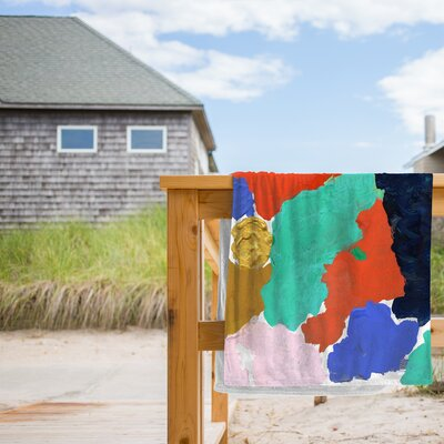 Kara Beach Towel