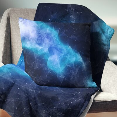 Nebula Pillow Size: 26 x 26, Product Type: Euro Pillow
