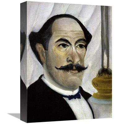 'Portrait of The Artist' Print on Canvas 8EA7F30F230F4934BCCF9E48F41E1B37