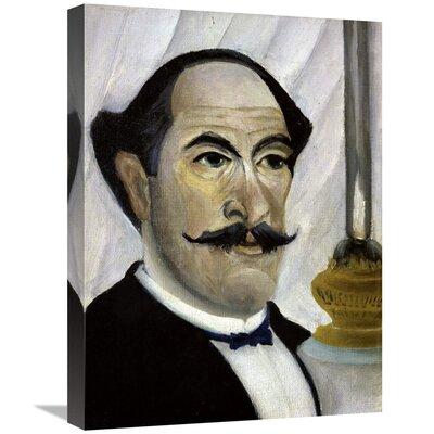 'Portrait of The Artist' Print on Canvas 9A3465B6872941F09589D5C4E8AFCAFD