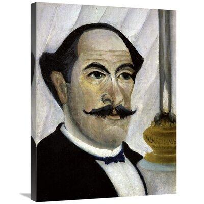 'Portrait of The Artist' Print on Canvas F662C9176CDF418FAC65EEA3A7F91DF7