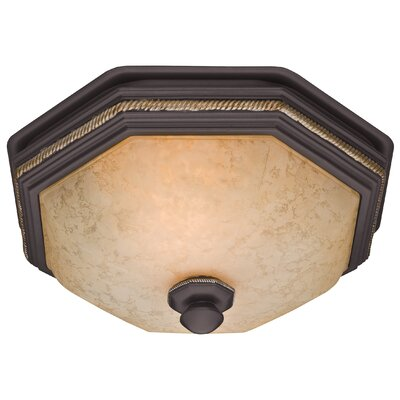 80 CFM Belle Bathroom Exhaust Fan with Light