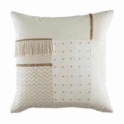 Block Island Cotton Throw Pillow