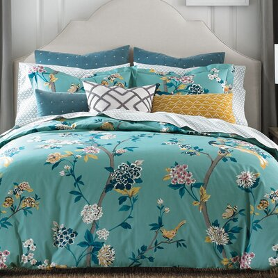 Erna Duvet Cover Size: King