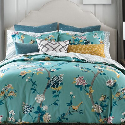 Erna Comforter Size: Full/Queen