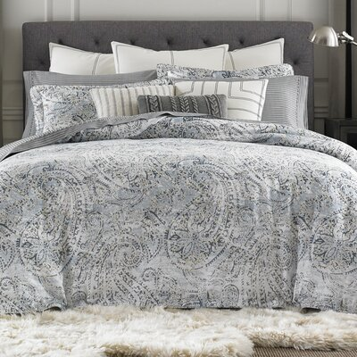 Foxhill Duvet Cover Size: King