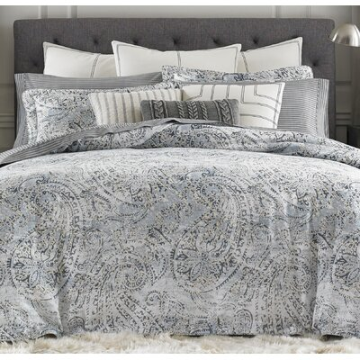 Foxhill Comforter Size: King
