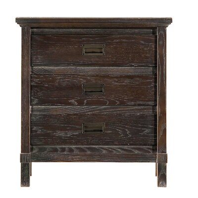 Blackburn 3 Drawer Bachelors Chest Finish: Distressed Channel Marker