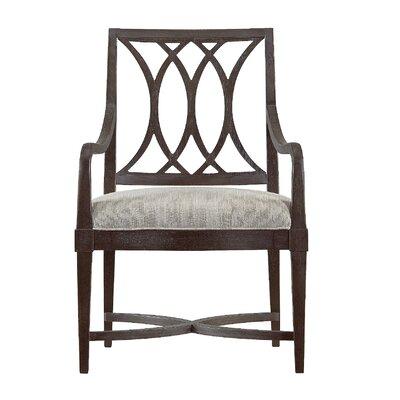 Blackburn Arm Chair Finish: Distressed Mahogany