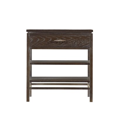 Blackburn 1 Drawer Nightstand Finish: Distressed Channel Marker
