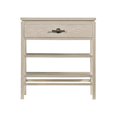 Blackburn 1 Drawer Nightstand Finish: Distressed Dune