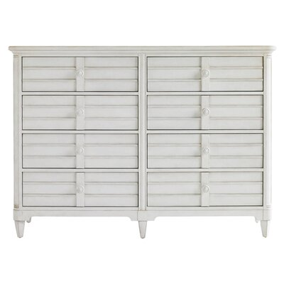 Glover 8 Drawers Double Dresser