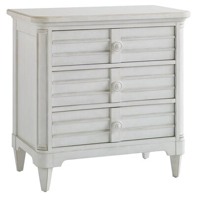 Glover 3 Drawer Bachelors Chest