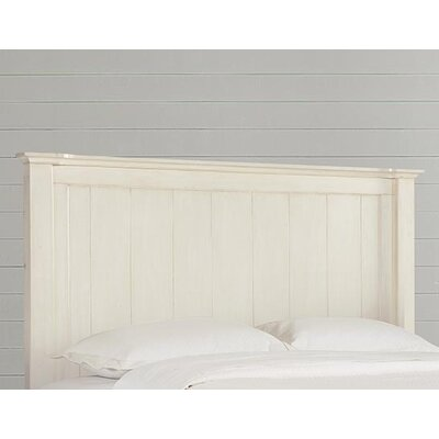 Blithedale Panel Headboard Size: Queen, Color: Antique White