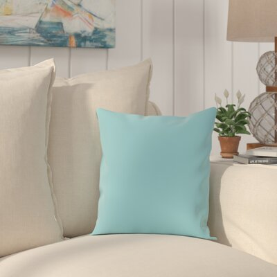 Haverhill Outdoor Sunbrella Throw Pillow Fabric: Seascape Breeze