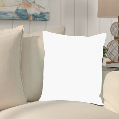 Sandalwood Outdoor Sunbrella Throw Pillow Fabric: Seascape Natural