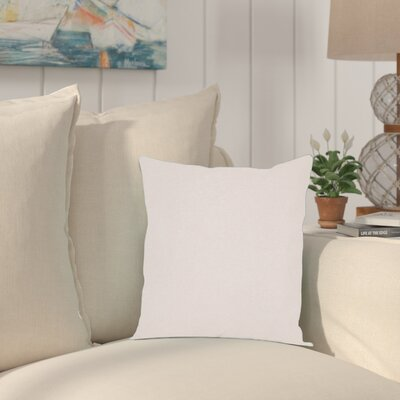 Haverhill Outdoor Sunbrella Throw Pillow Fabric: Seascape Sand