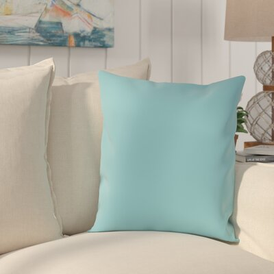 Sandalwood Outdoor Sunbrella Throw Pillow Fabric: Seascape Breeze