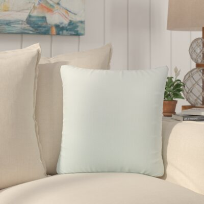 Greenview Solid Indoor/Outdoor Throw Pillow
