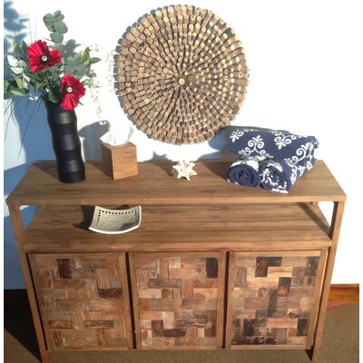 Bailey Mozaik 3 Wooden Door Buffet