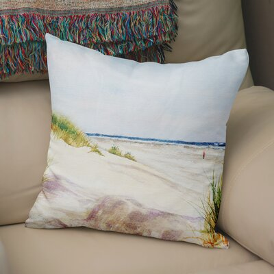 Rowe Throw Pillow Size: 18 H x 18 W x 6 D