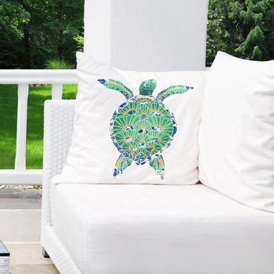 Palmdale Square Indoor/Outdoor Euro Pillow