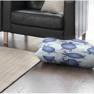 Crenshaw Floor Pillow Size: 26 H x 26 W