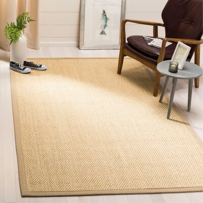 Chaisson Ivory Area Rug Rug Size: Rectangle 5 x 8