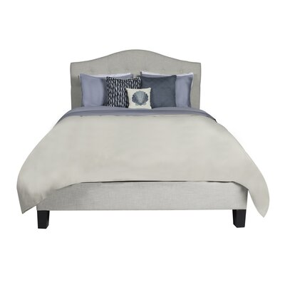 Anguila Upholstered Panel Bed Size: Queen