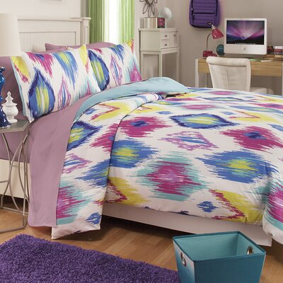 Casablanca 3 Piece Comforter Set Size: Twin