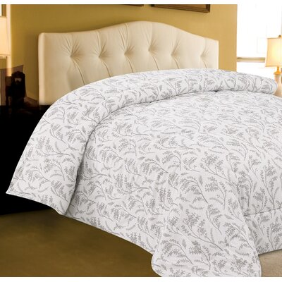 Windsong Microfiber Comforter Size: Full/Queen
