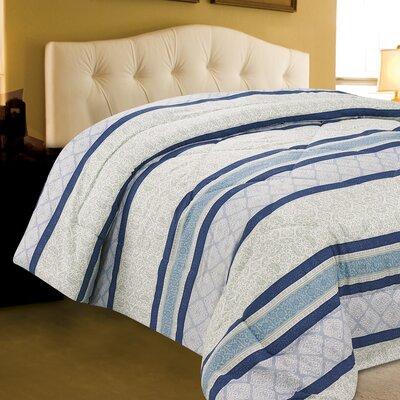 Claremont Microfiber Comforter Size: Twin