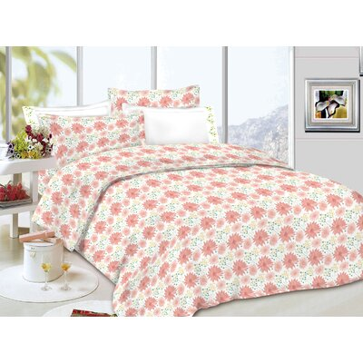 Springtime 100% Cotton Sheet Set Size: Queen