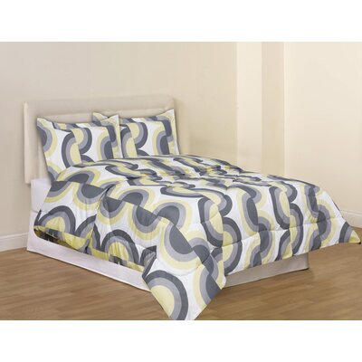 Modina Comforter Set Size: Full / Queen
