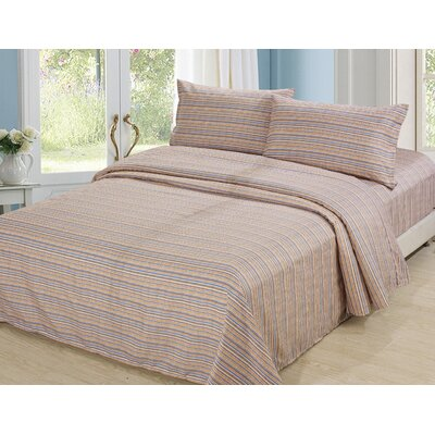 Penny Lane Microfiber Sheet Set Size: Twin