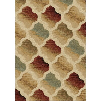 Color Hive Multi Area Rug Rug Size: 53 x 76