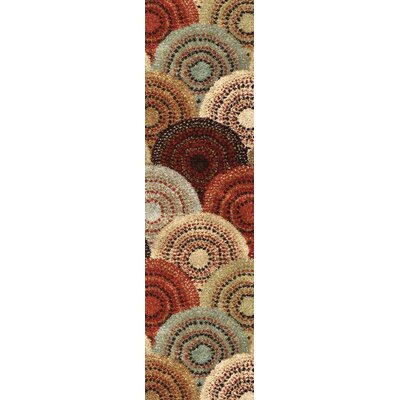 Lever Area Rug Rug Size: Runner 23 x 8