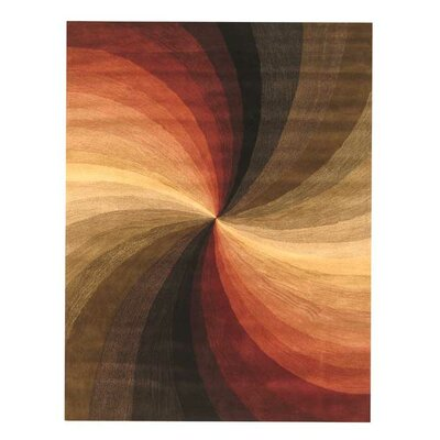 Knappa Hand-Tufted Area Rug Rug Size: Rectangle 89 x 119