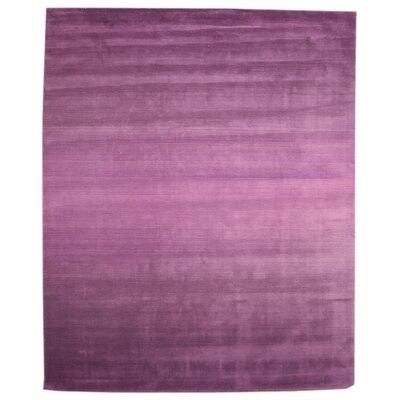 Langlois Purple Area Rug Rug Size: 79 x 99