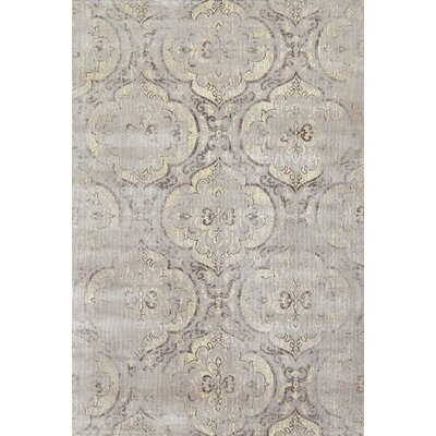 Graphite Area Rug Rug Size: 92 x 122