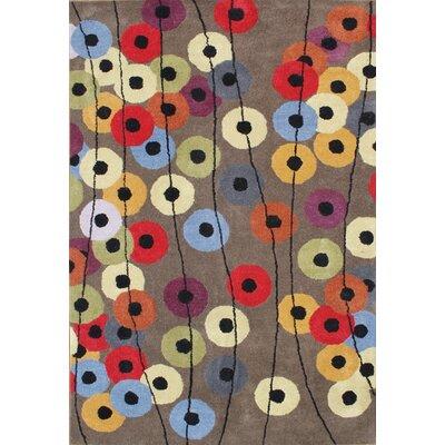Nehalem Hand-Tufted Area Rug Rug Size: 8 x 10