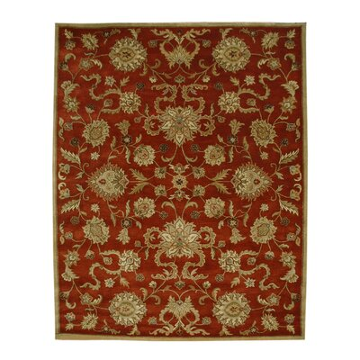 Ortley Hand-Tufted Area Rug Rug Size: 4 x 6