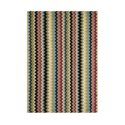 Reedville Hand-Tufted Area Rug Rug Size: Rectangle 8 x 10