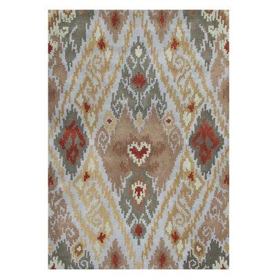 Rowena Hand-Tufted Area Rug Rug Size: 9 x 12