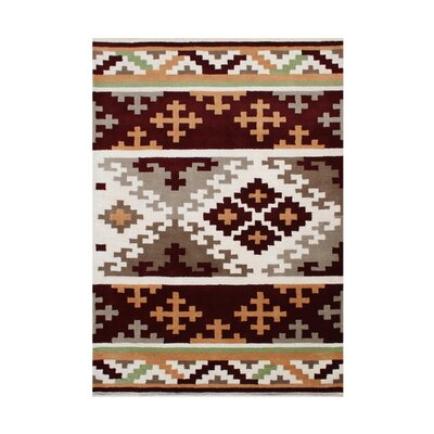Sparta Hand-Tufted Area Rug Rug Size: Rectangle 5 x 8