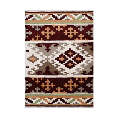 Sparta Hand-Tufted Area Rug Rug Size: 5 x 8
